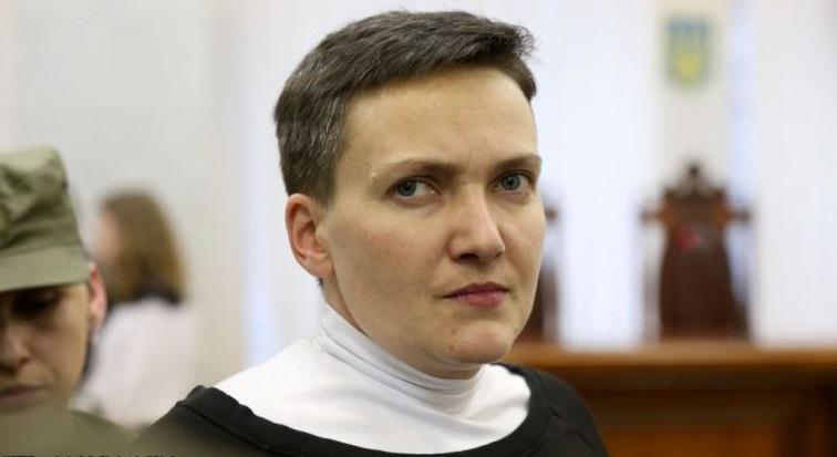 Надежда Савченко остается «за решеткой»