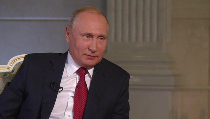 Владимир Путин исключил вероятность возврата Крыма