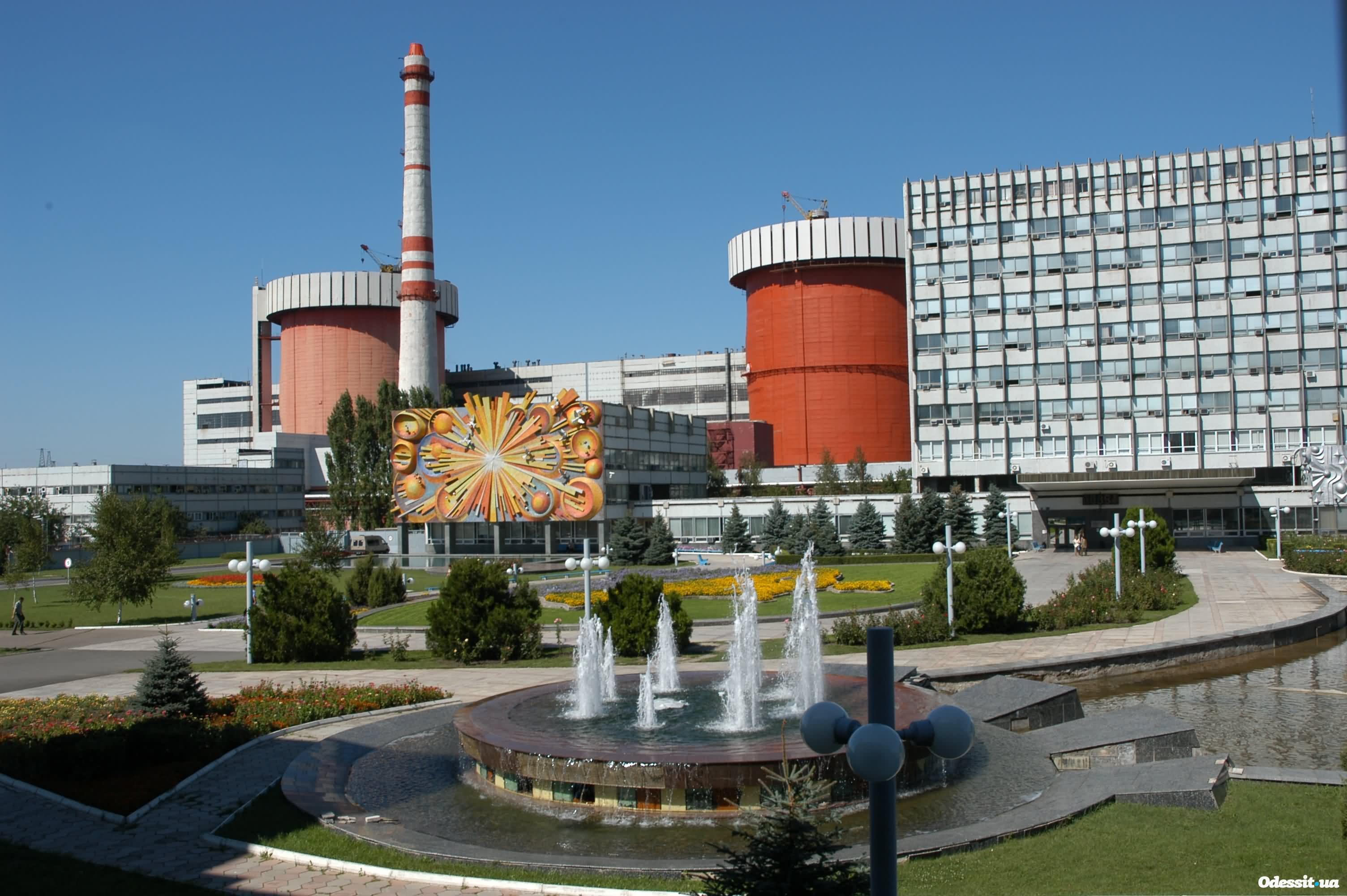 Предотвращение аварии на АЭС