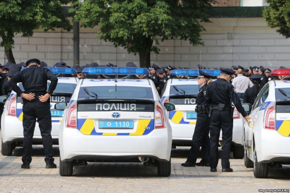 Массовое увольнение полицейских