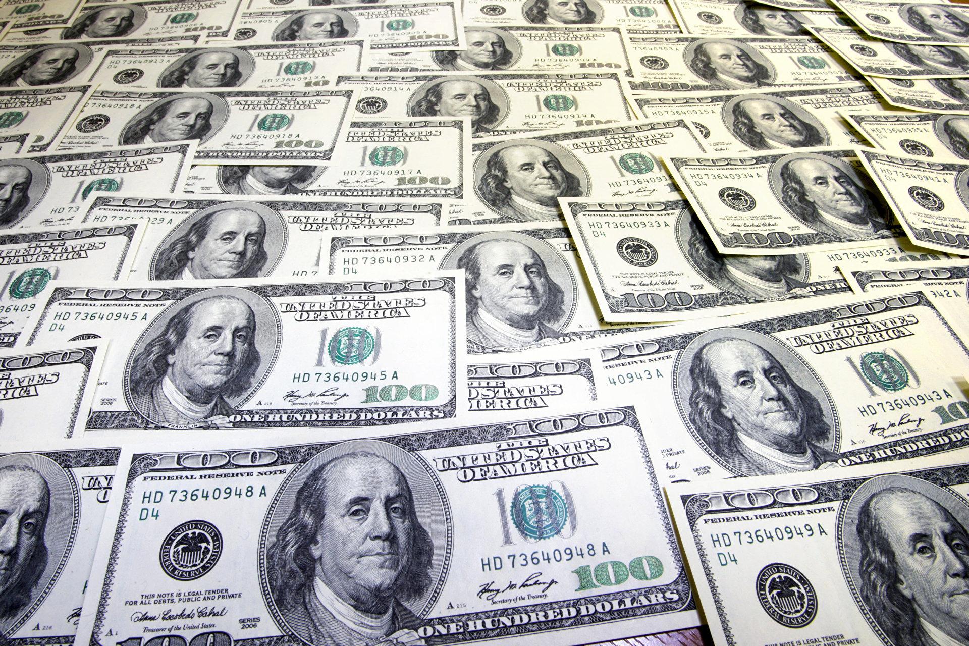минфин одолжил 725 млн долл