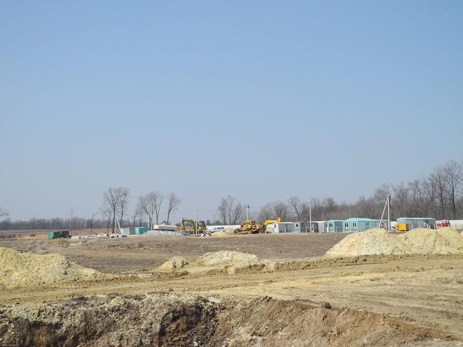 началось строительство мусороперерабатывающего завода