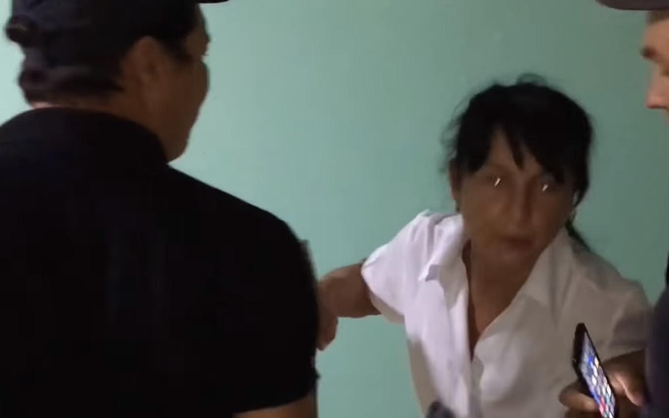 Пьяная медсестра