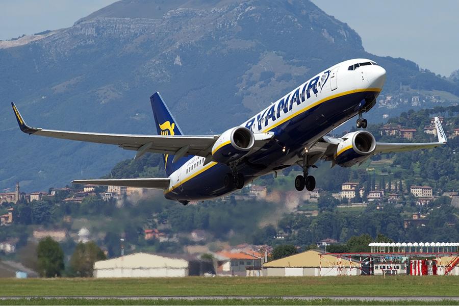 дешевые билеты в Европу с Ryanair