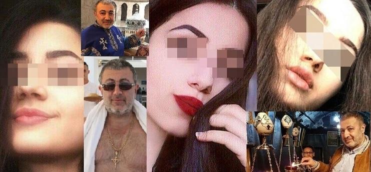Родного отца зарезали дочери