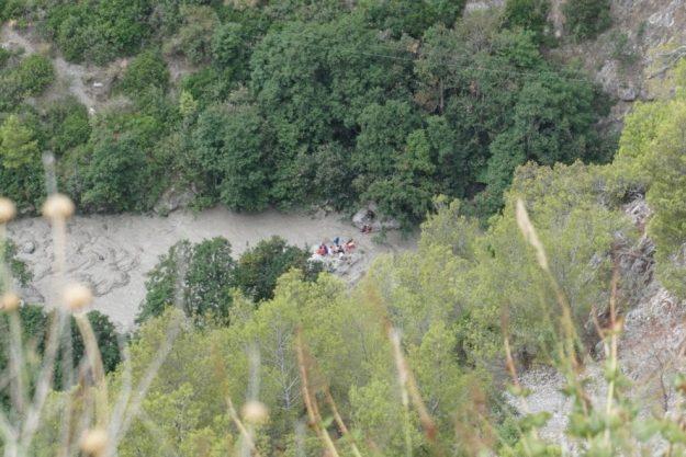 в Италии погибло 11 туристов