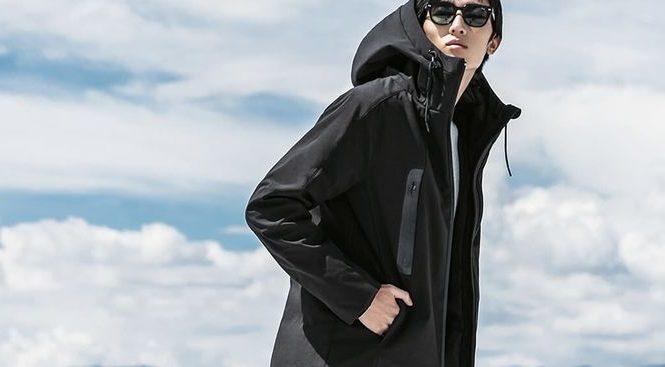 куртка с электрическим подогревом