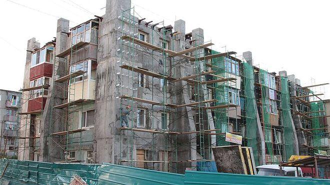 снос или реконструкция старых домов