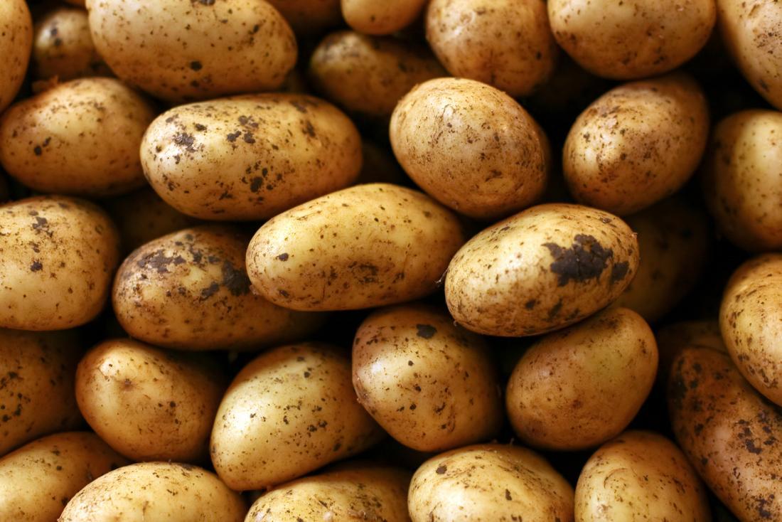 украинскую картошку не экспортируют