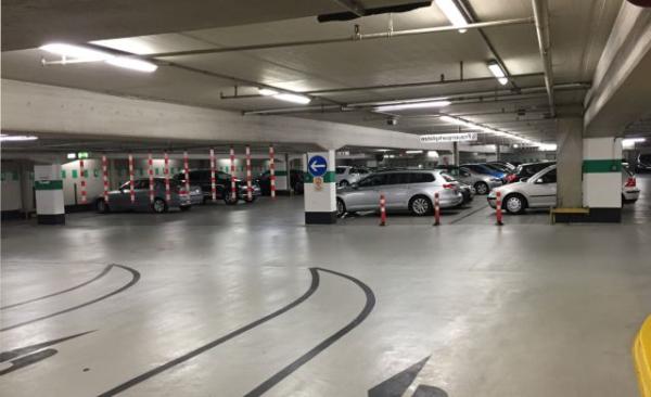 подземные парковки смогут оснащаться лифтами