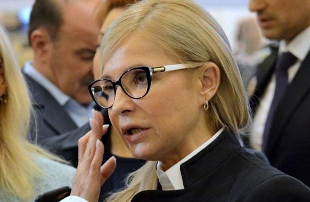 Тимошенко считает, что добьется мира на Донбассе