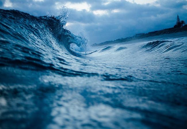зафиксирован аномальный гул из дна океана