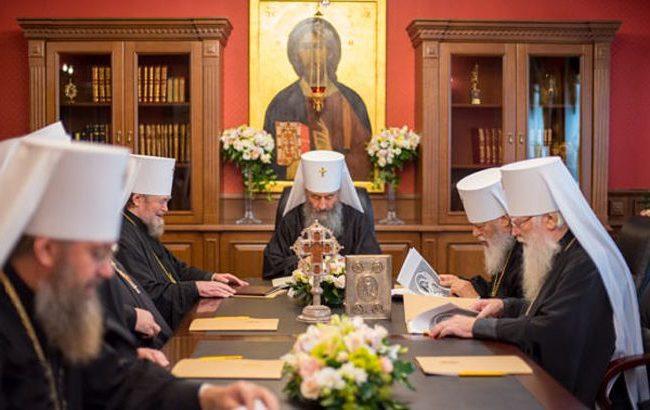УПЦ МП отказалась входить в единую церковь