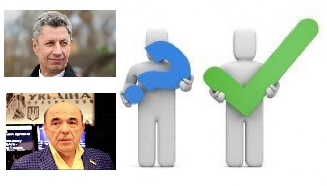 Бойко пойдет на выборы от «Оппоблока - За життя»