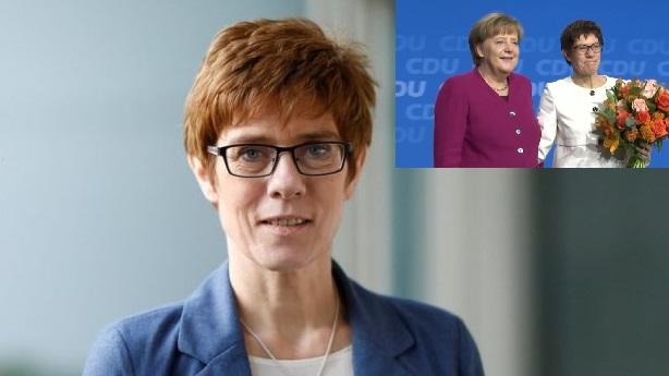преемница Меркель выбрана