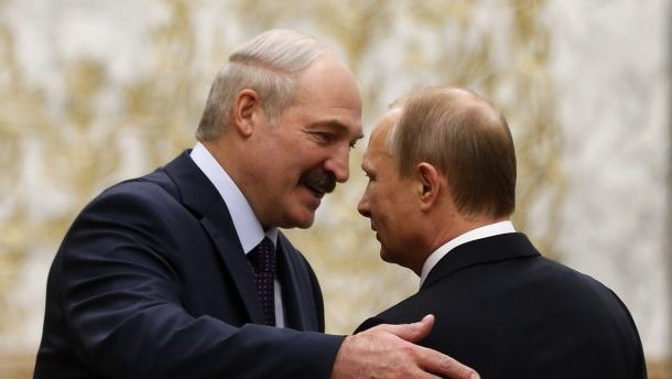 Лукашенко не против объединения с Россией