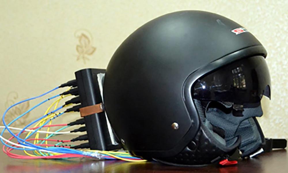 шлем от стресса