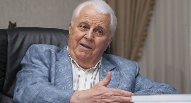 Л. Кравчук: Донбасс вернется в Украину