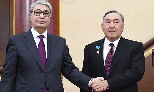 уход Назарбаева, новый президент Казахстана, переименование Астаны