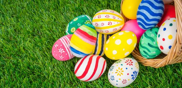 способы окрашивания яиц, пасхальные яйца