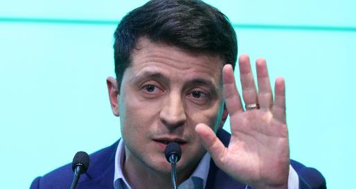 Зеленский анонсировал публичную вакансию спикера