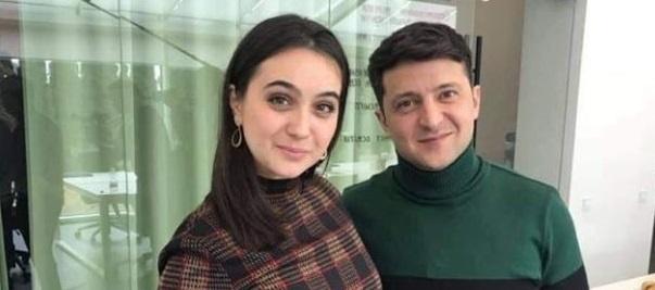 пресс-секретарем Зеленского стала Юлия Мендель
