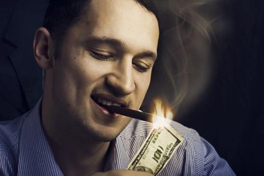 денежная психология богатых