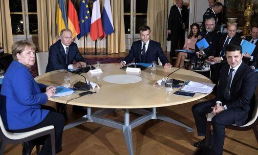 итоги встречи Зеленского, Путина в Париже