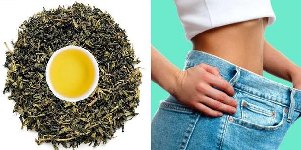 домашний чай для похудения своими руками