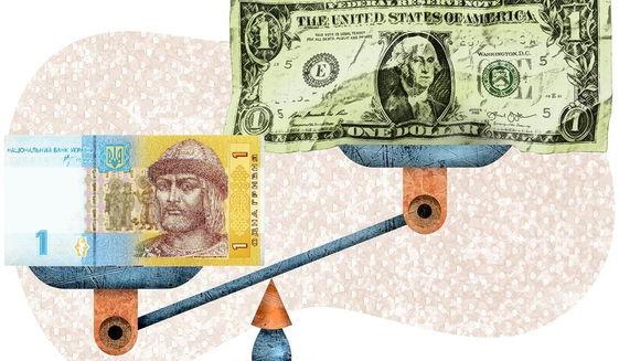 доллар дешевеет, цены растут