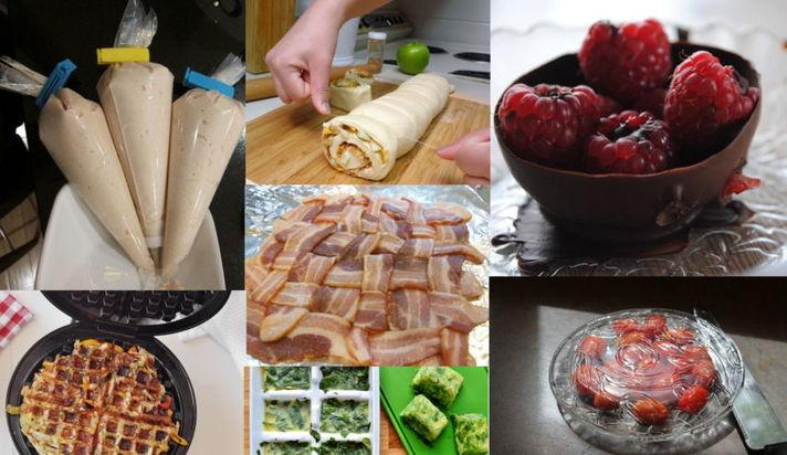 20 основных кулинарных лайфхаков