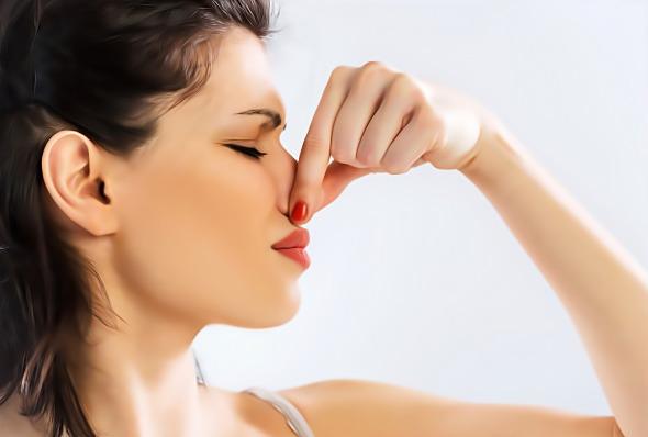 Как избавиться от запаха