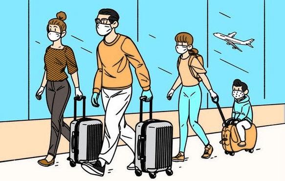 снизить риск коронавируса во время отпуска