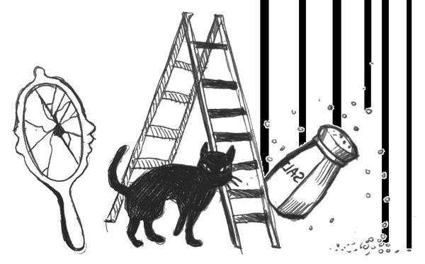 Необычные суеверия