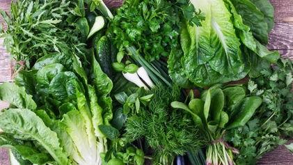 Зеленые листовые овощи улучшают мышечную функцию