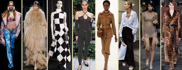 Модные тенденции осенне-зимнего периода 2021/22